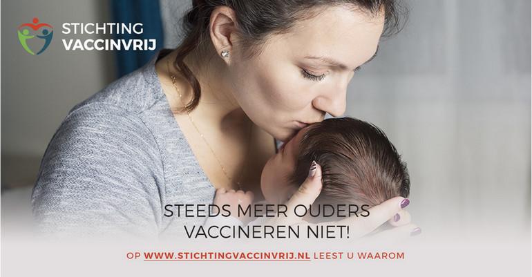 VaccinVrij banner