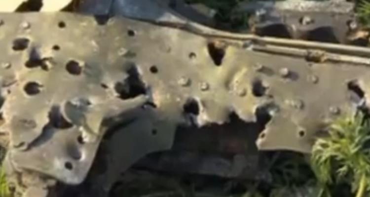 vliegtuigromp mitrailleur kenmerken