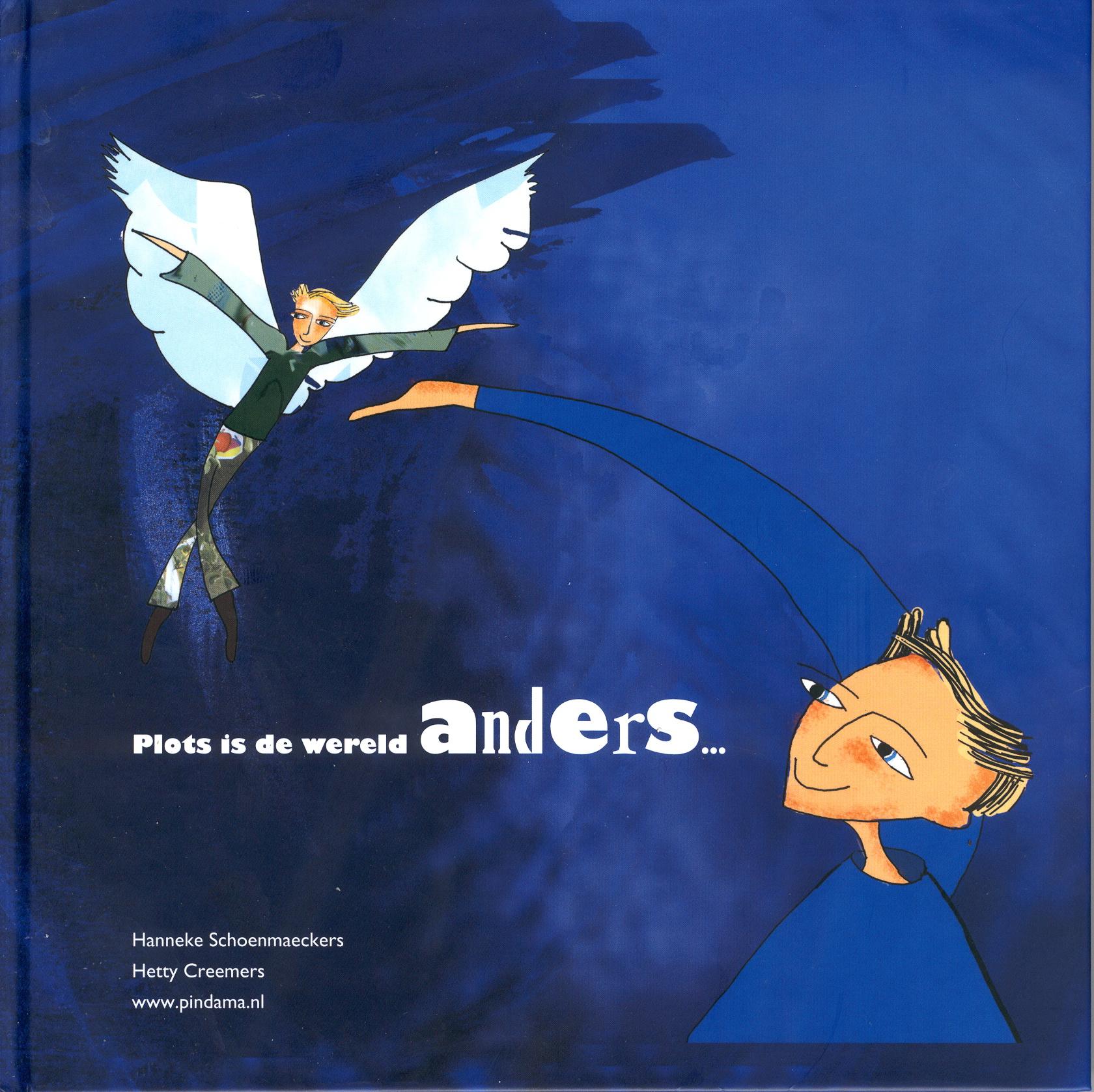 De cover van het boekje 'En plots is alles anders'.