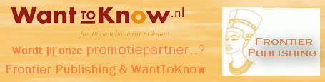 WantToKNow Frontier banner promotiepartner