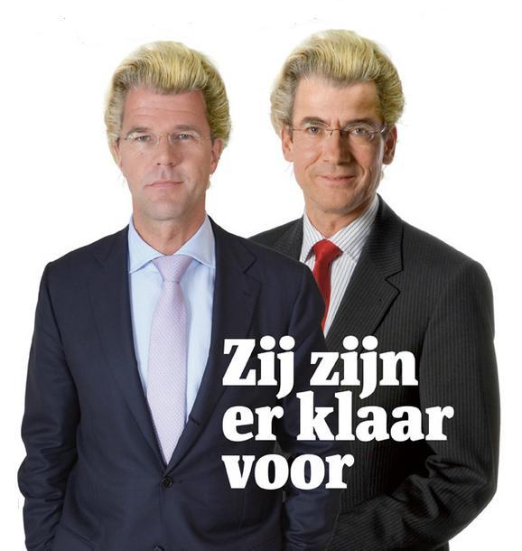 Was dit het resultaat van de gedoog-samenwerking met de 1 issue-partij van Wilders?