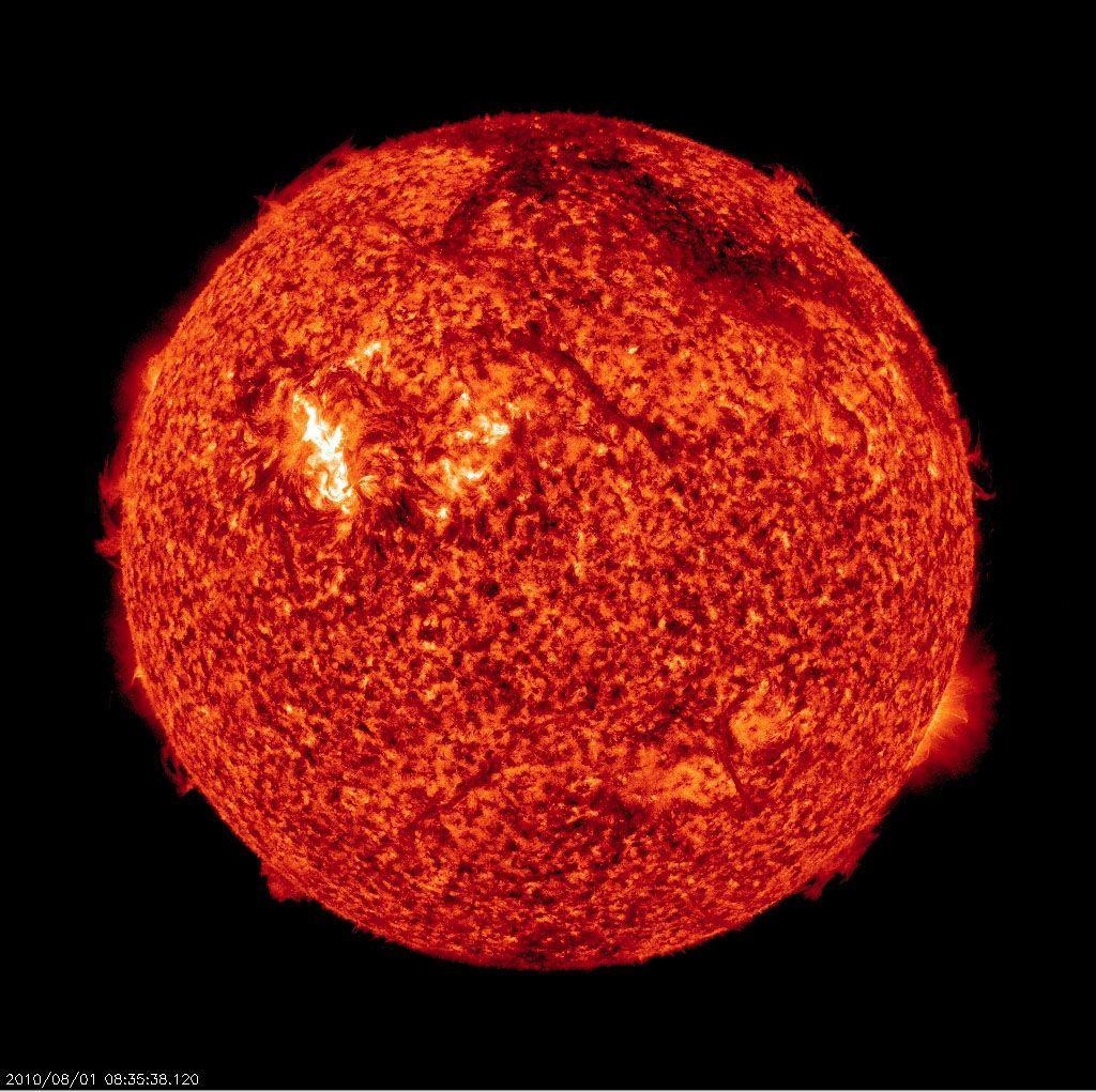 Onze eigen zon onze leermeester waar het gaat om de invloed van elektro-magnetisch plasma op onze Aarde.